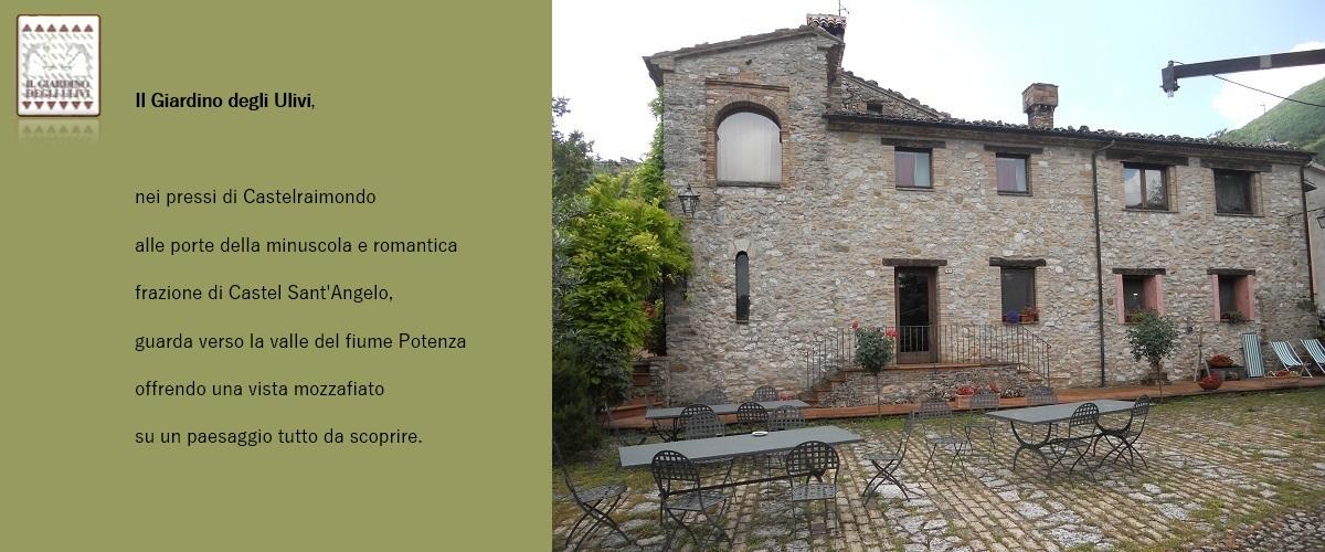 Il giardino degli ulivi - Il giardino degli etruschi ...
